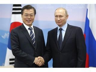 Геополитическое значение встречи лидеров России и Южной Кореи