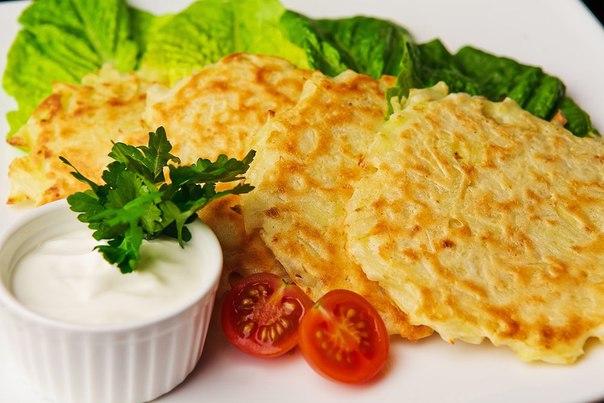 Картофельные драники - 10 рецептов