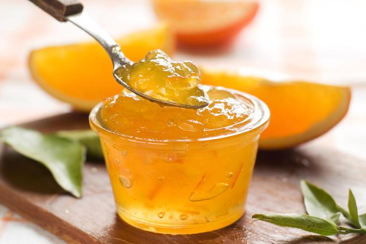 Апельсиновый конфитюр «Оранжевое чудо»