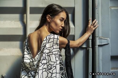 Новая коллекция кыргызского концептуального дизайнера Улуши Жол