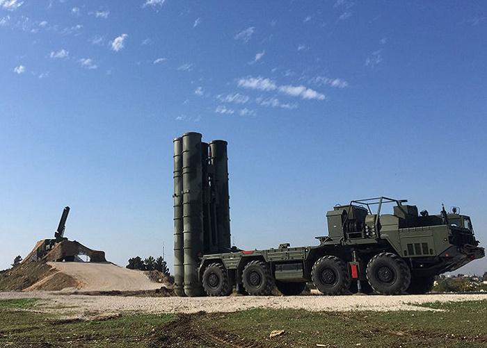 После размещения российского ЗРК С-400, США перестали летать в Сирии