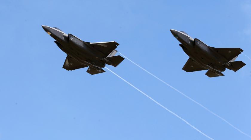 Турция получит F-35