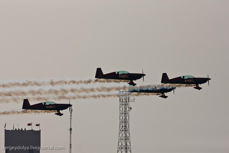 1817 Авиасалон в Бахрейне: Фотографии, сделанные против солнца