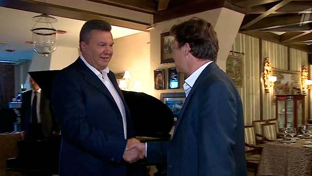 Янукович: если бы я не уехал…