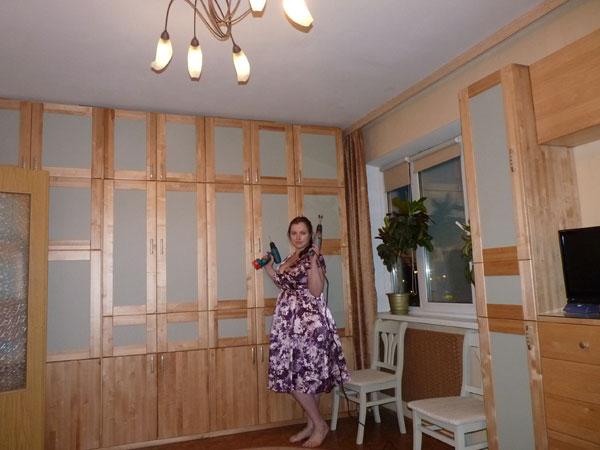 Сага о гостиной. Нина Максимова