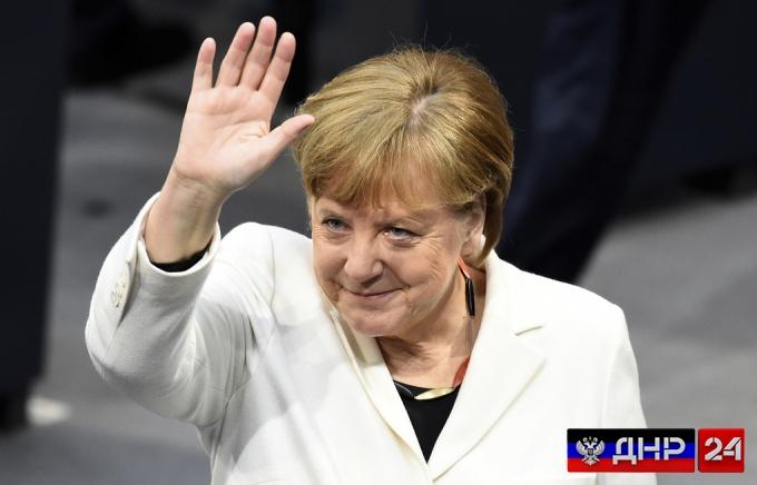 Официально: Ангела Меркель покидает политику