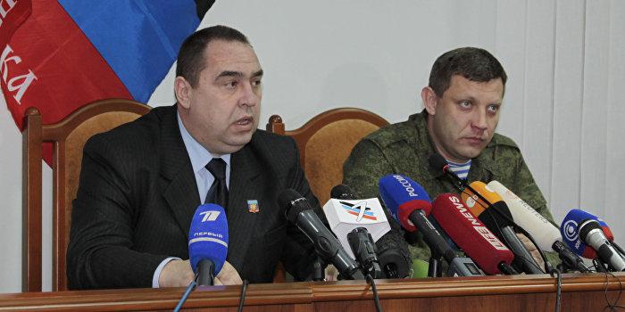 Киев отказался от идеи договариваться с Москвой и Донбассом