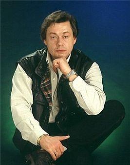 Вспомним песни прошлых лет. Николай Караченцов
