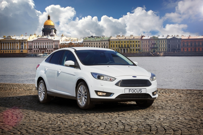 Новый Ford Focus появился у российских дилеров
