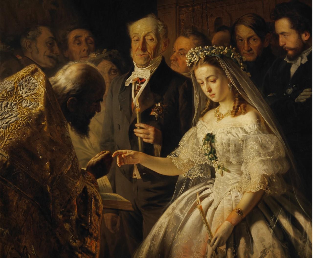Какой должна быть разница в возрасте между супругами: мнение церкви