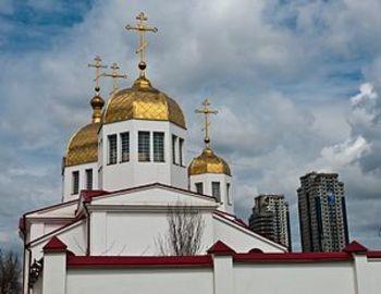 В Грозном боевики напали на церковь Архангела Михаила