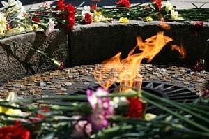 """""""Газпром"""" больше не будет бесплатно подавать газ к """"Вечному огню"""" в Великом Новгороде"""
