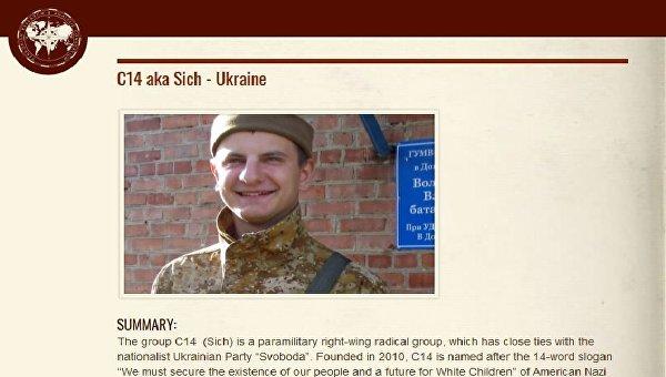 Сотрудничающих с СБУ националистов внесли в международную базу террористов