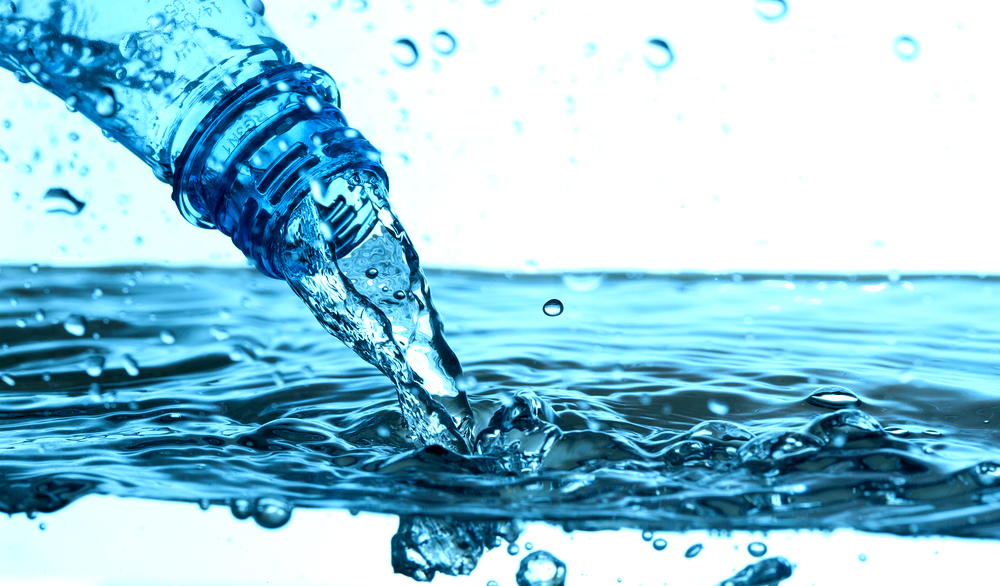 the history of mineral water
