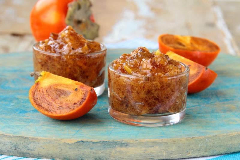 Изображение рецепта Варенье из хурмы