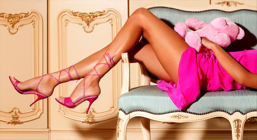 Комплимент красивым ножкам