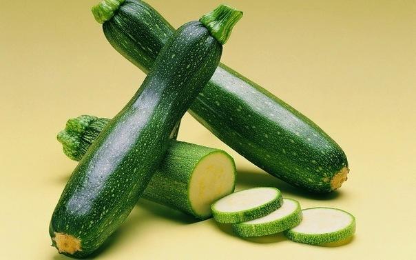 Обои цуккини, овощи, Еда шикрокоформатные для рабочего стола