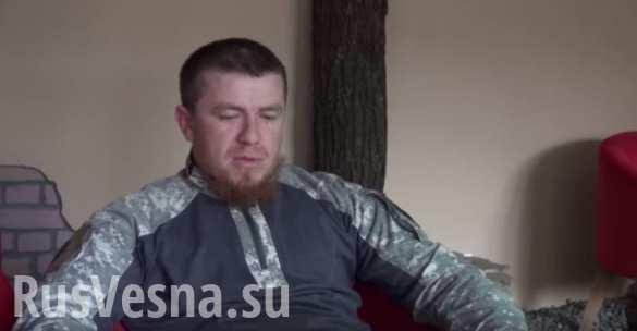 Моторола: Украинунадо присоединить кДНРиЛНР, чтобы очистить страну от фашистов (ВИДЕО) | Русская весна