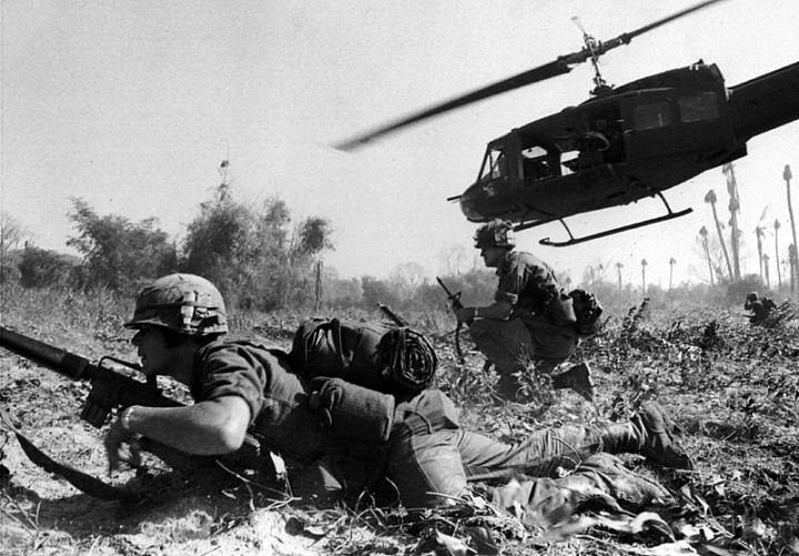 a history of the vietnam war and united statess role in it Why the united states went to war in vietnam sponsored by the foreign policy research institute an international history of the war for peace in vietnam.