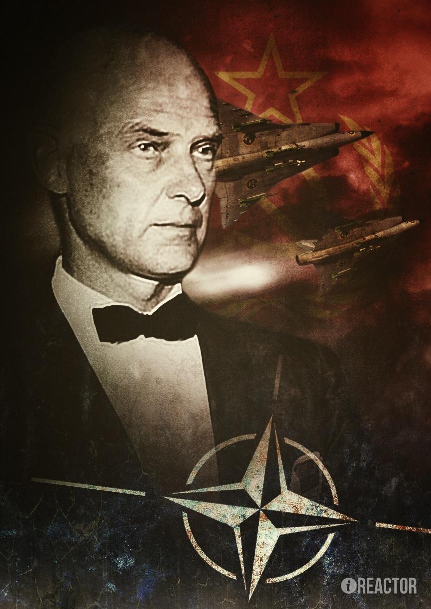 Позывной «Викинг»: легенда советской разведки