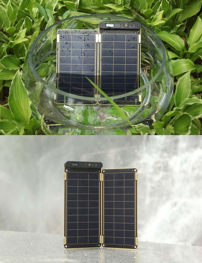 Solar Paper — самая компактная и лёгкая зарядка на солнечных батареях (10 фото + видео)