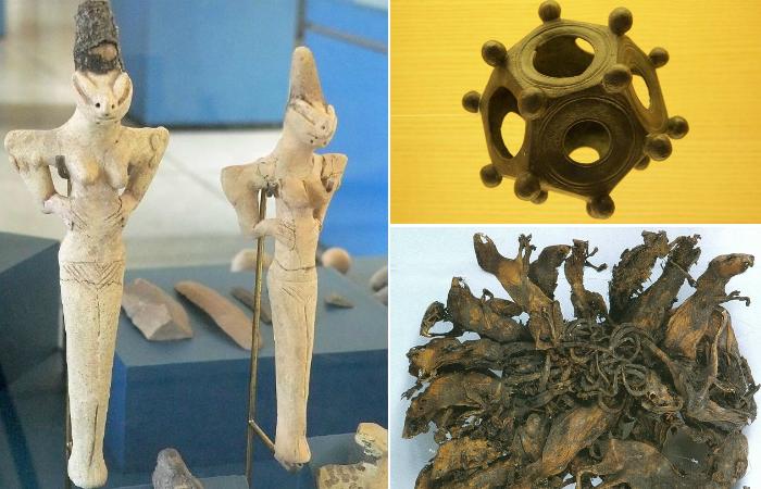 10 самых странных древних ар…