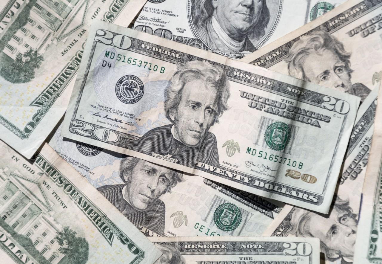 Россияне массово скупают доллары