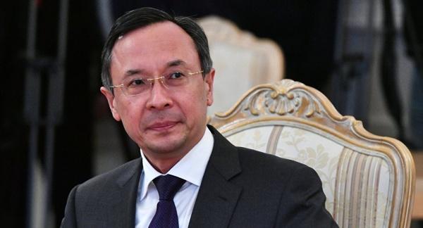 МИД Казахстана: Астана неведет переговоров поотправке военных вСирию