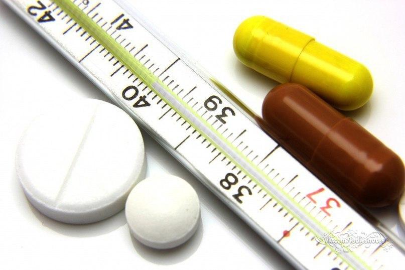 Как понизить высокую температуру тела без таблеток?