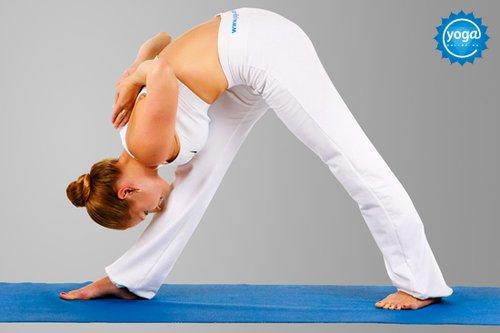 Комплекс упражнений и асан йоги для похудения.