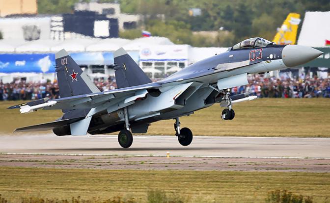 Смогут ли китайцы скопировать экспортный Су-35?