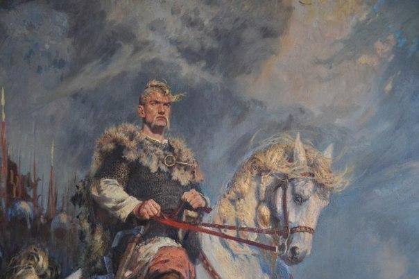 Князь Святослав Игоревич: пе…