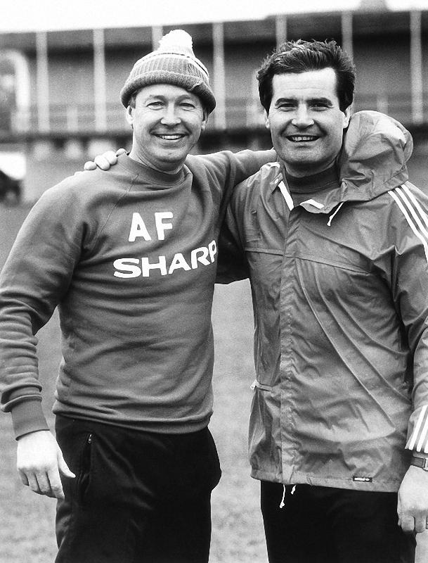 005 Алекс Фергюсон: Самый титулованный тренер Манчестер Юнайтед