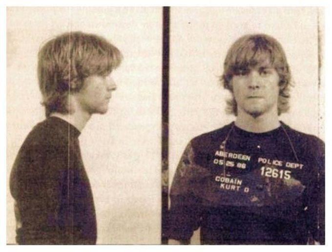 19-летний Курт Кобейн, 1986 дети, известность, история, фото