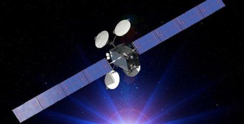 Спутник ABS-3A