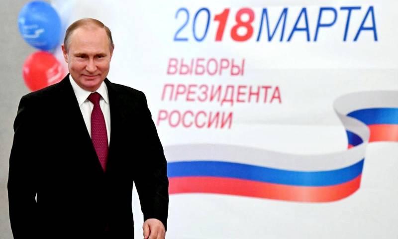 О чем говорит нам победа Путина?