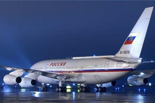 Самолёт президента России (29 фото)