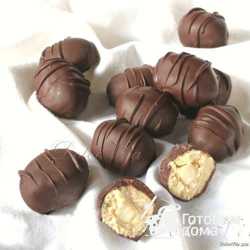 Испанские шоколадные конфеты…