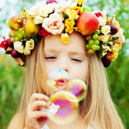 Мыльные пузыри в домашних условиях - для детского праздника или просто так