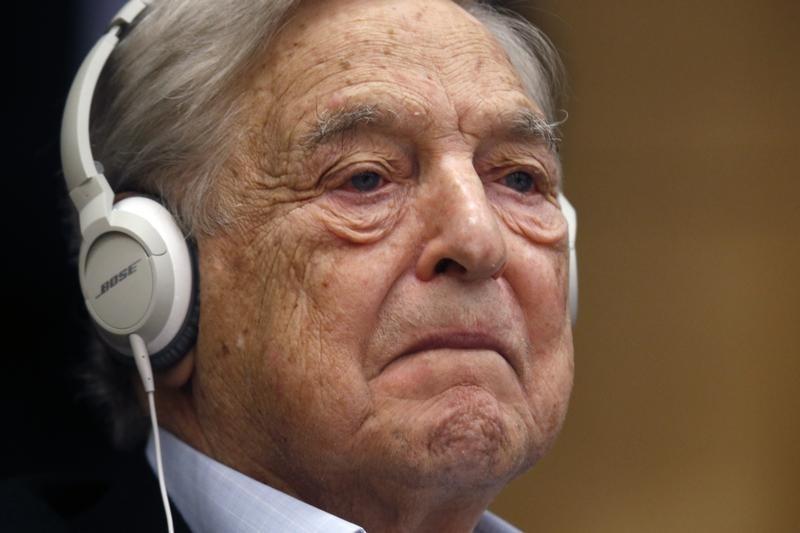 Если хочешь погасить протест, возглавь его. Зловещий старец глобализма