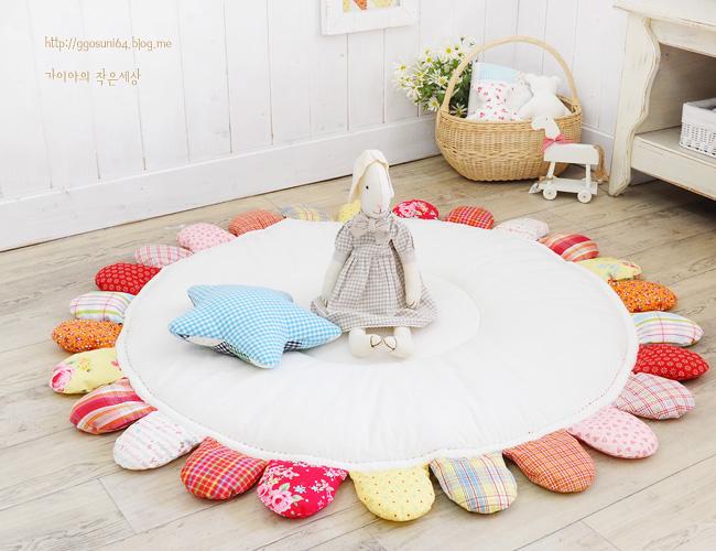 Идеи детского коврика
