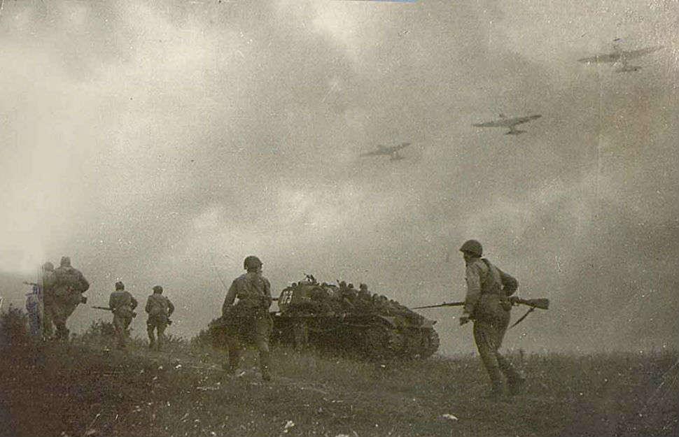 Новые неизвестные фото времен Великой Отечественной