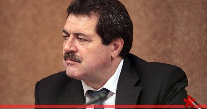 Вице-спикер парламента Крыма Ильясов подал в отставку