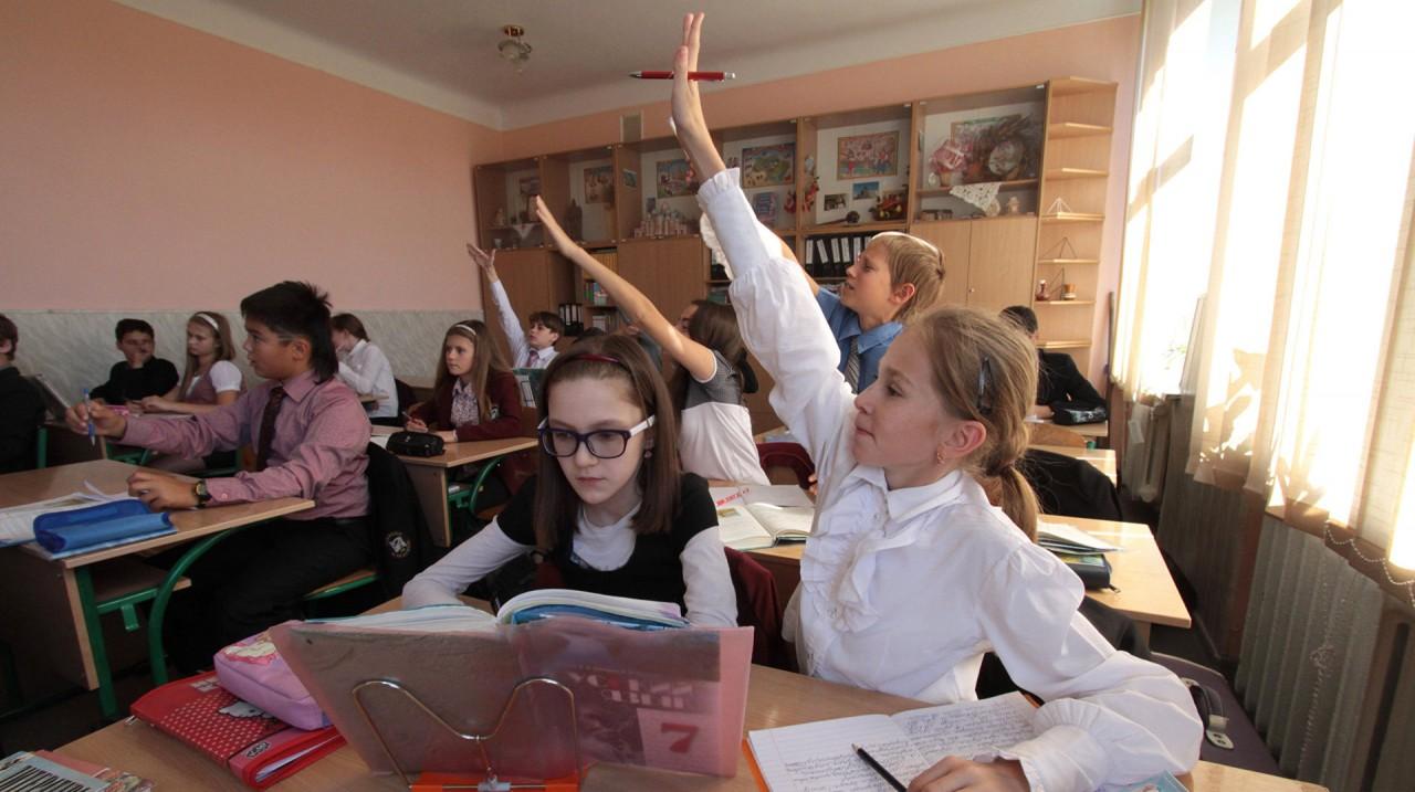 95% украинцев предпочитают русский язык