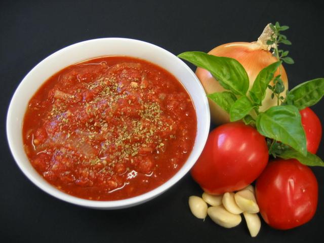 Соус томатный к рыбе