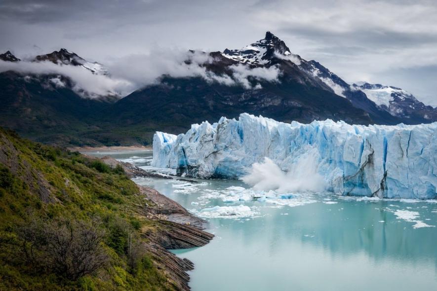 10 крупнейших ледников в мире