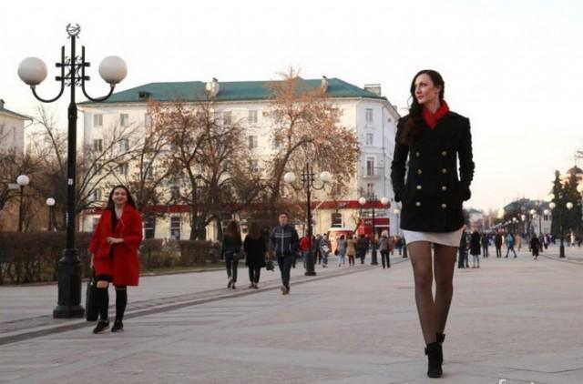 Самая высокая женщина в России. Кто она?