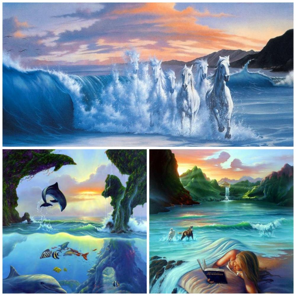 10 искусных художников, влюбившихся в море
