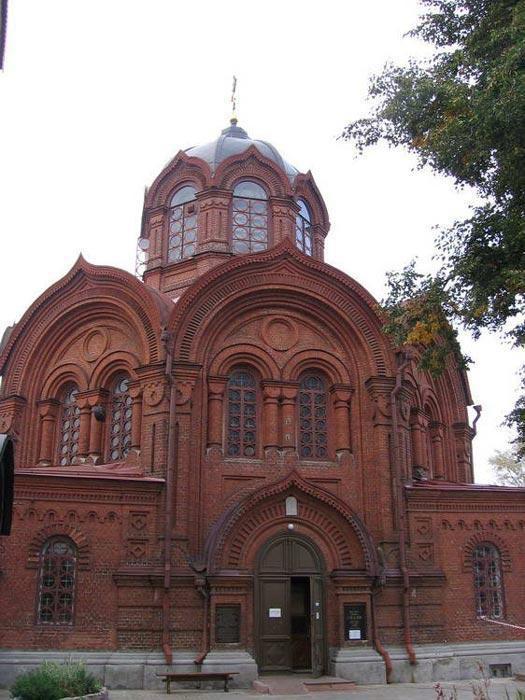 Храм Михаила Архангела  памятники, церкви