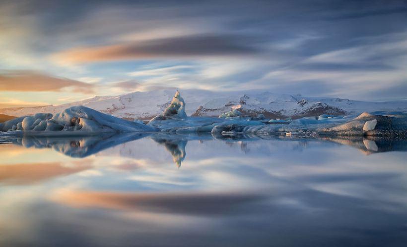 Озеро Йёкюльсаурлоун